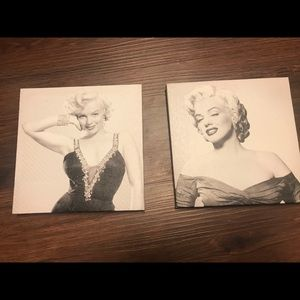 Marylin Monroe canvas
